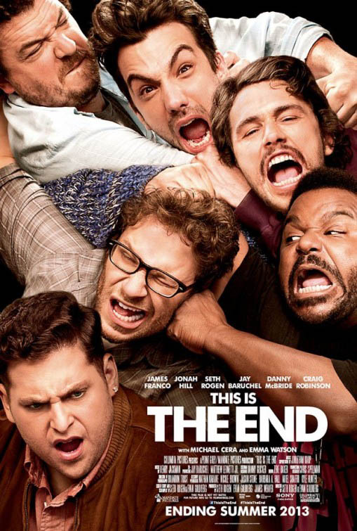 This Is The End Large Poster