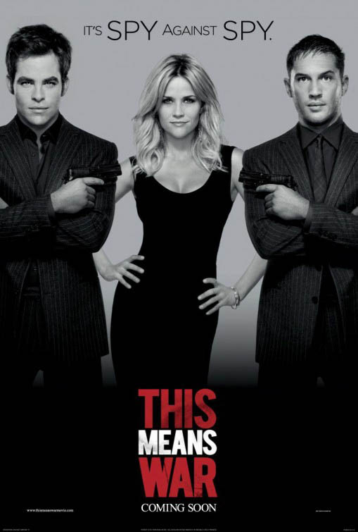 This Means War Large Poster