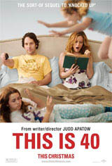 This Is 40  Movie Poster