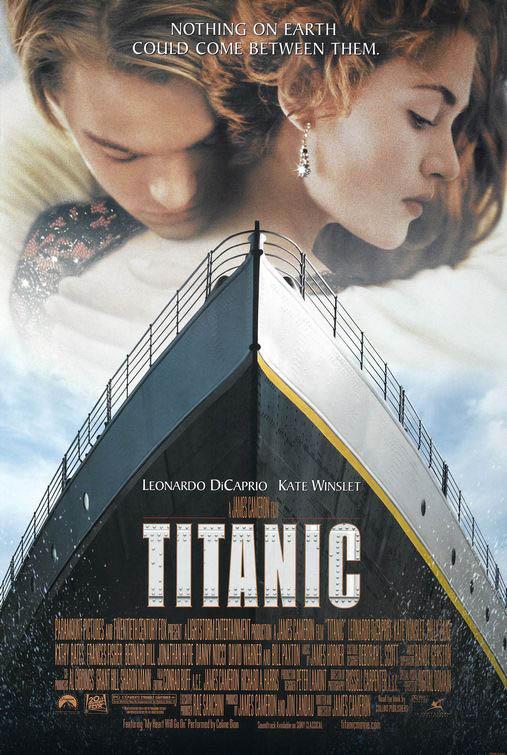 Titanic Large Poster
