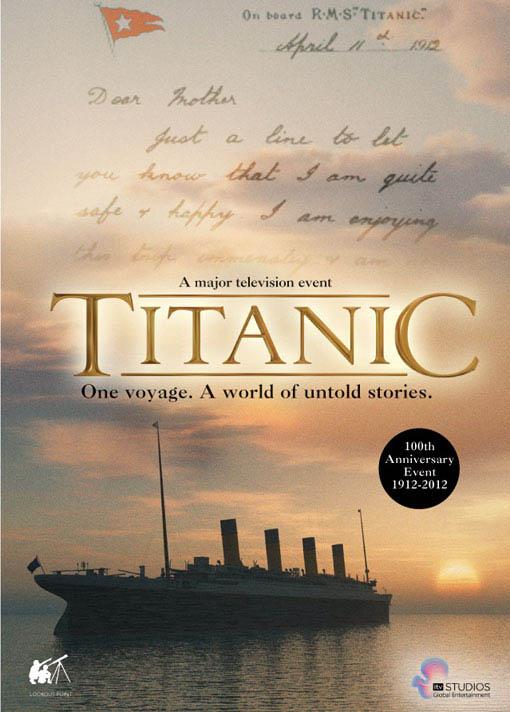 Titanic (mini-series) Large Poster