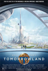 Tomorrowland: The IMAX Experience Movie Poster