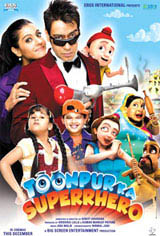 Toonpur Ka Superrhero Movie Poster