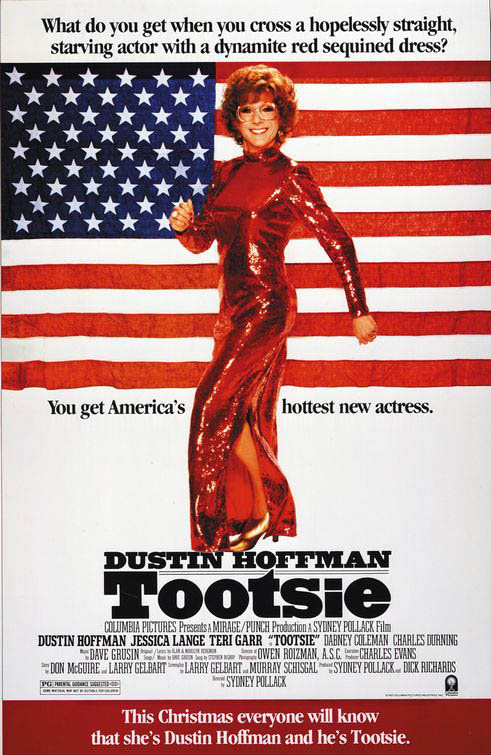 Tootsie Large Poster