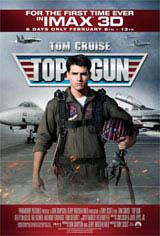 Top Gun: An IMAX 3D Experience Movie Poster
