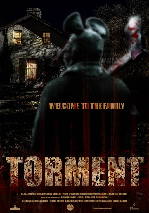 Torment Large Poster