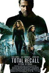 Total Recall Movie Poster