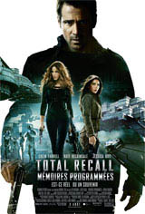 Total Recall : Mémoires programmées Movie Poster