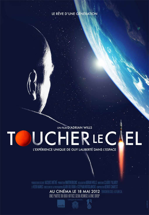 Touch the Sky Large Poster
