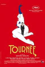 On Tour Movie Poster