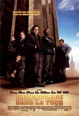 Cambriolage dans la tour Movie Poster