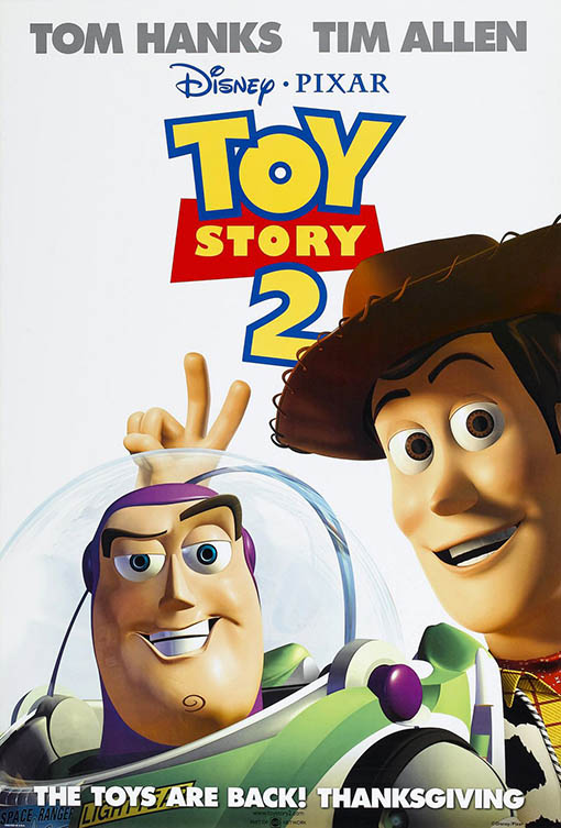 Toy Story 2 Large Poster