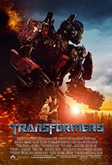 Transformers Movie Post