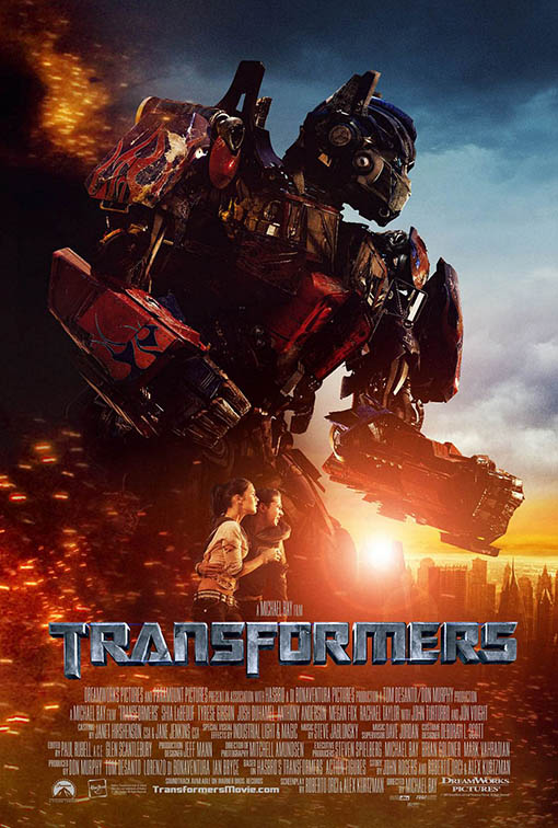 Transformers Large Poster