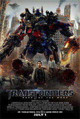 Transformers: Dark of the Moon Movie Poster