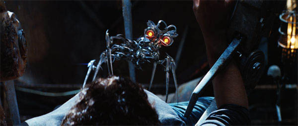 The doctor operating on Sam in Transformers: Revenge of the Fallen
