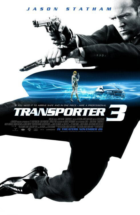 Transporter 3 Large Poster
