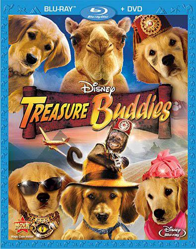 Treasure Buddies Large Poster