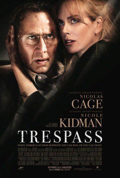 Trespass Large Poster