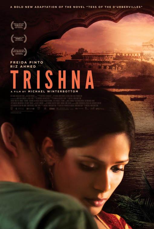 Trishna Large Poster