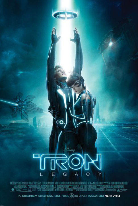 TRON: Legacy Large Poster