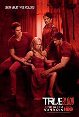 True Blood: The Complete Fourth Season Movie Poster
