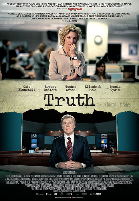 Truth Large Poster