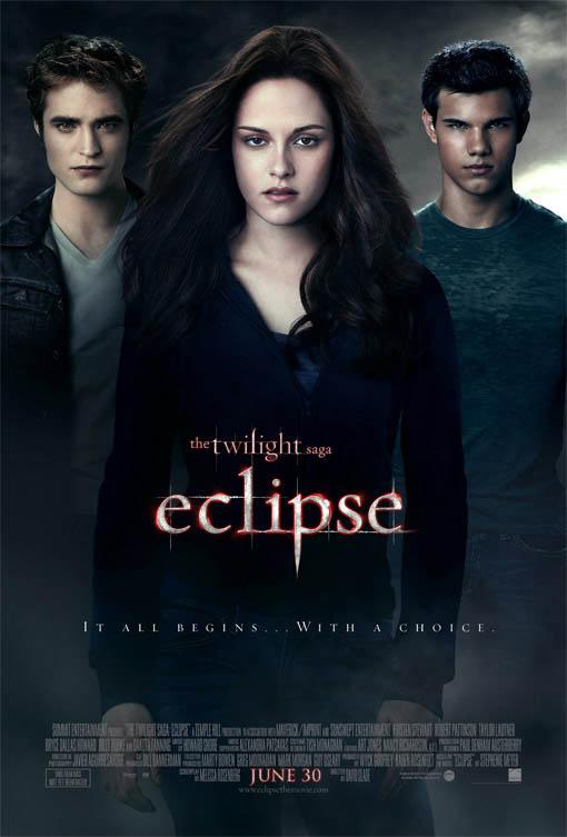The Twilight Saga: Eclipse Large Poster