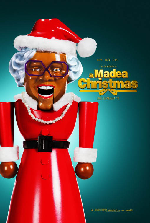 Tyler Perry's A Madea Christmas  Large Poster