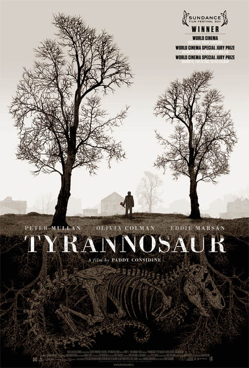 Tyrannosaur Large Poster