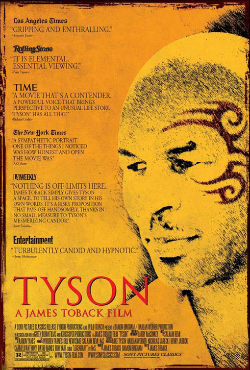Tyson Large Poster