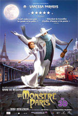A Monster in Paris Movie Poster