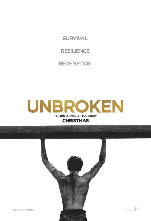 Unbroken Large Poster
