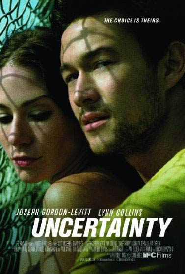 Uncertainty Large Poster