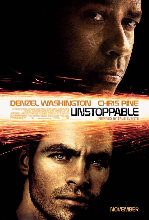 Unstoppable Large Poster