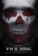 V/H/S: Viral Movie Poster