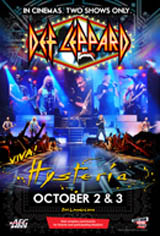 Def Leppard: VIVA! Hysteria Movie Poster