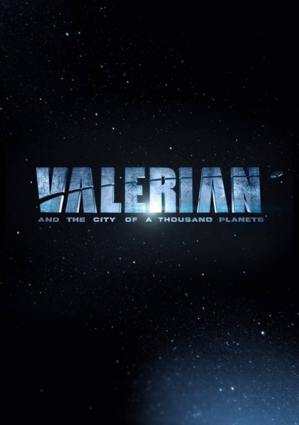 Valerian and the City of a Thousand Planets Large Poster