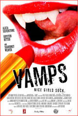 Vamps Movie Poster