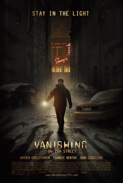 Vanishing on 7th Street Large Poster