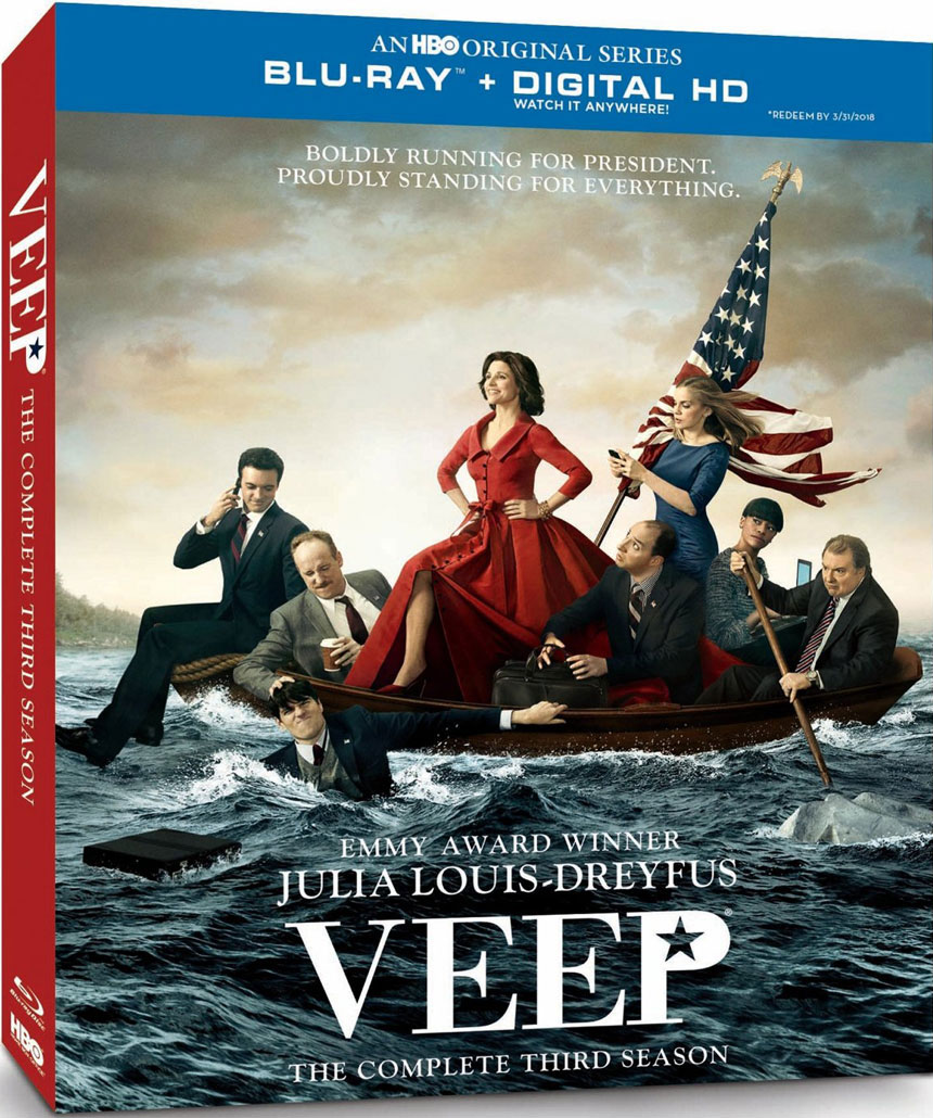 Veep: The Complete Third Season Large Poster