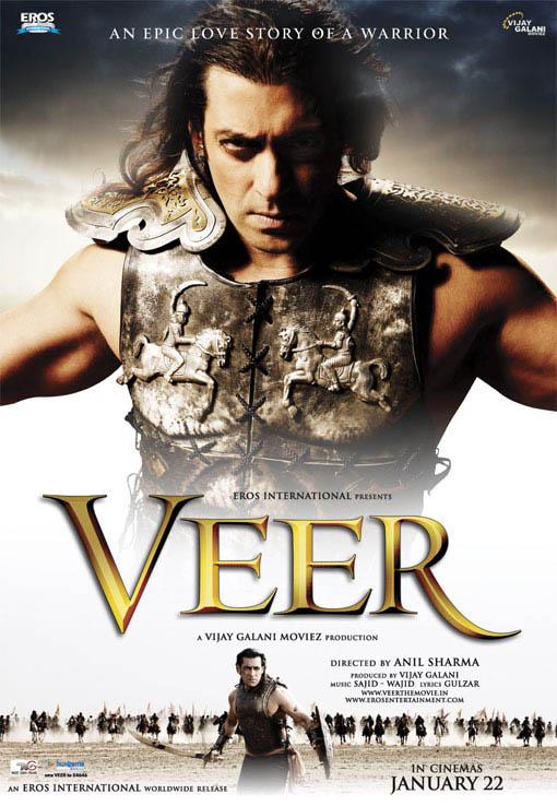 Veer Large Poster
