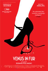 Venus in Fur Movie Poster