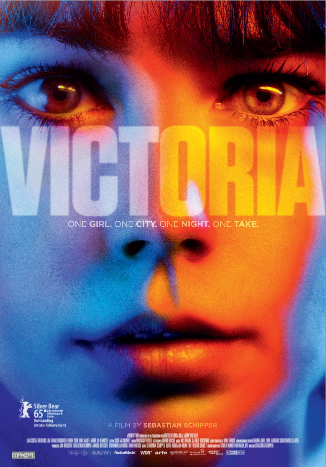 Victoria (2015) Large Poster