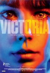 Victoria Movie Poster