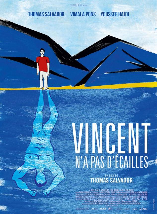 Vincent Large Poster