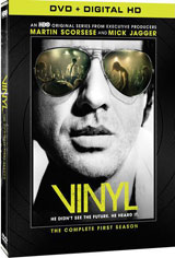 Vinyl: The Complete First Season Movie Poster