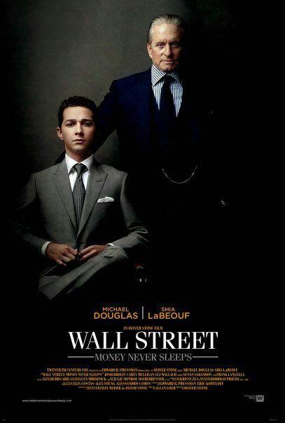 Wall Street: Money Never Sleeps Large Poster