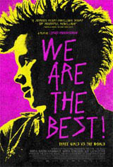 We Are the Best! Movie Poster