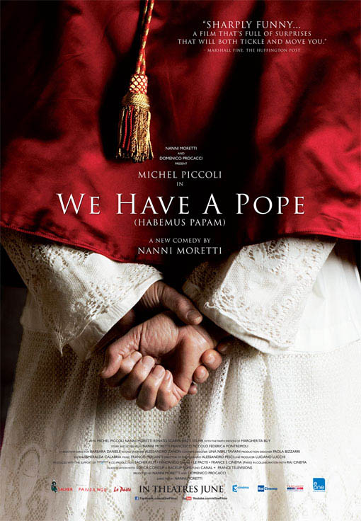 We Have a Pope Large Poster